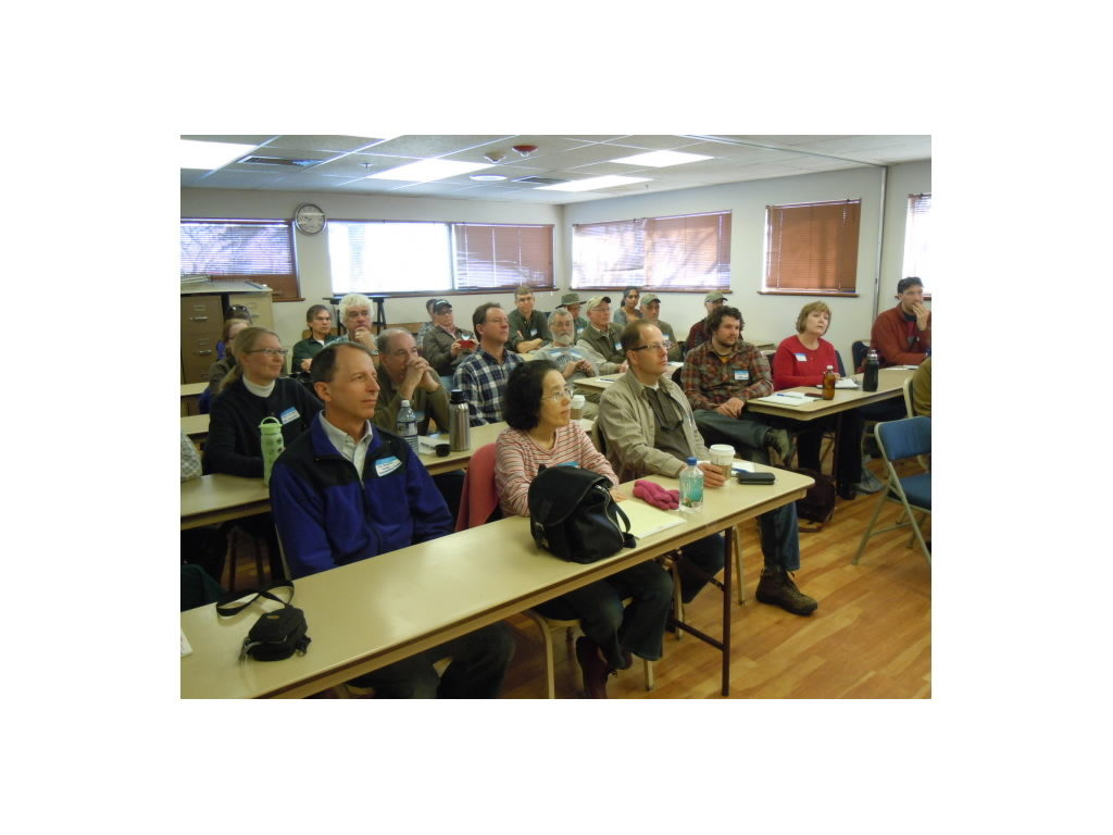 Mountain High Beekeepers Winter Meeting 2015